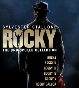 Rocky / Рокки (Все части 1-6) (1976-2015)