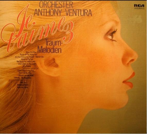 Anthony Ventura - Discography (1973-1993)