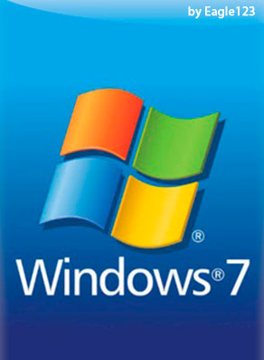Windows 7 [v. 11/8.4.1] (2018/PC/Русский), RePack by Eagle 123